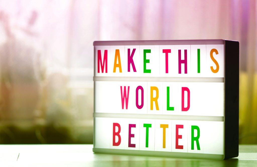 Cosa significa Altruismo Efficace? Migliorare questo mondo, per davvero!
